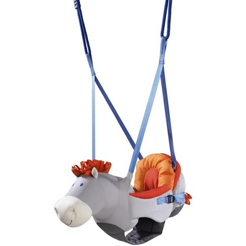 HABA Horse Baby Swing with Removable Back Pad & Adjustable Height & Width - image 1 of 3