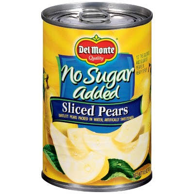 Del Monte Sliced Pears - 14.5oz