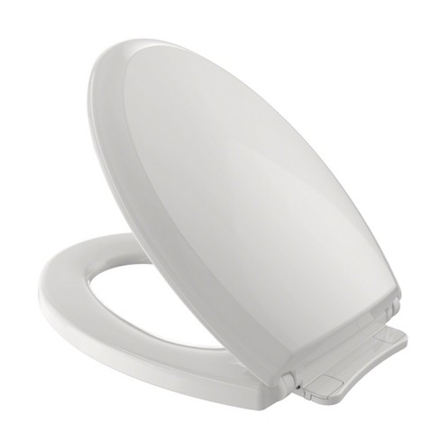 Toto Ss224 Guinevere Elongated Closed Front Toilet Seat