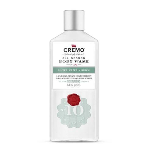 Cremo Body Wash Silver Water & Birch - 16oz - image 1 of 4