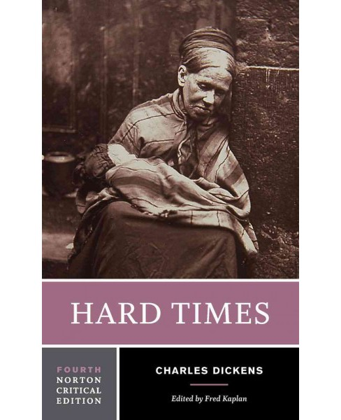 Hard Times (Paperback) (Charles Dickens) - image 1 of 1