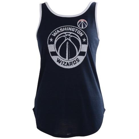 newest 2a38a 6c2de NBA Washington Wizards Women's B-Ball Slub Jersey Tank Top