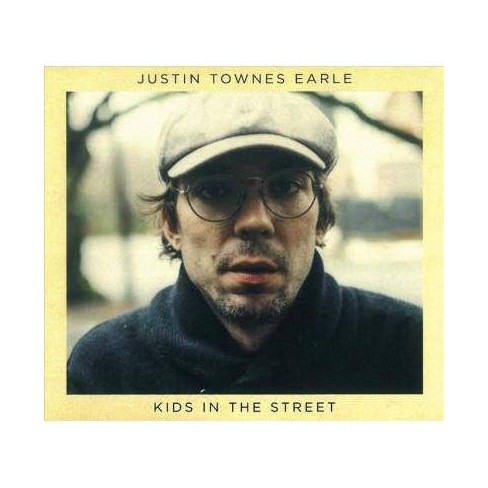 Justin Townes Earle - Kids In The Street (CD) - image 1 of 1
