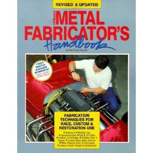 Metal Fabricator's Handbook - 2 Edition by  Ron Fournier (Paperback) - image 1 of 1
