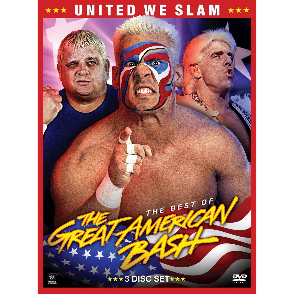 United We Slam:Best Of Great American (Dvd)