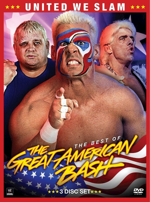 United We Slam:Best Of Great American (DVD) - image 1 of 1