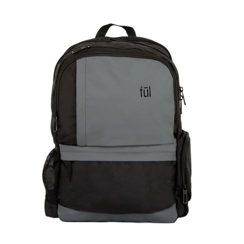 "FUL 18"" Wendell Backpack - Black - image 1 of 8"