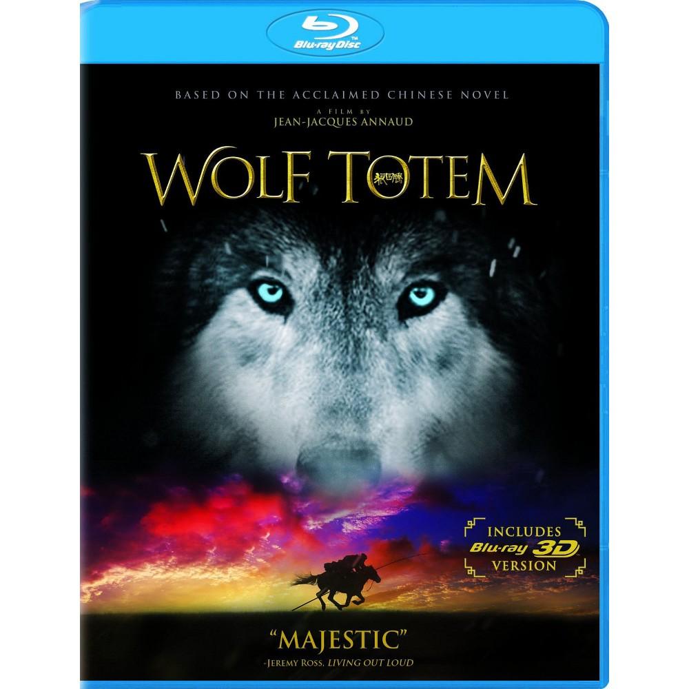 Wolf Totem (Blu-ray), Movies