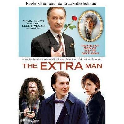 The Extra Man (DVD)(2010)