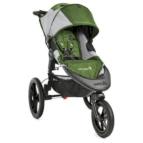 Baby Jogger Summit X3 Single Jogger Stroller - image 1 of 5