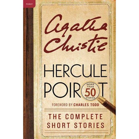 Hercule Poirot: The Complete Short Stories - (Hercule Poirot Mysteries)by  Agatha Christie (Paperback) - image 1 of 1