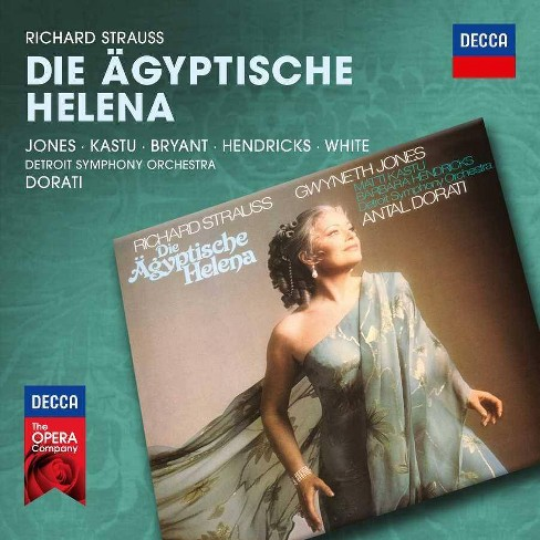 Gwyneth Jones - Decca Opera: Strauss- Die Agyptische Helena (CD) - image 1 of 1