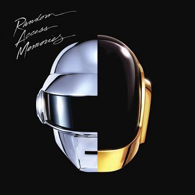 Daft Punk- Random Access Memories (Vinyl)