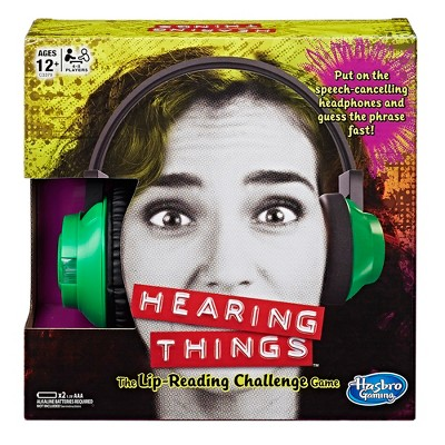 Hearing Things Board Game