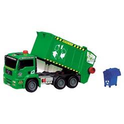 """""""Dickie Toys Air Pump Garbage Truck 12"""""""""""""""