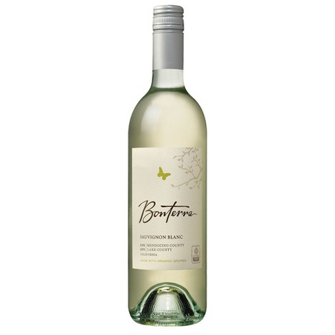 Bonterra Sauvignon Blanc/Fume White Wine- 750ml Bottle - image 1 of 1