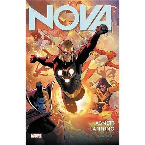 Nova by Abnett & Lanning: The Complete Collection Vol. 2 - (Paperback) - image 1 of 1