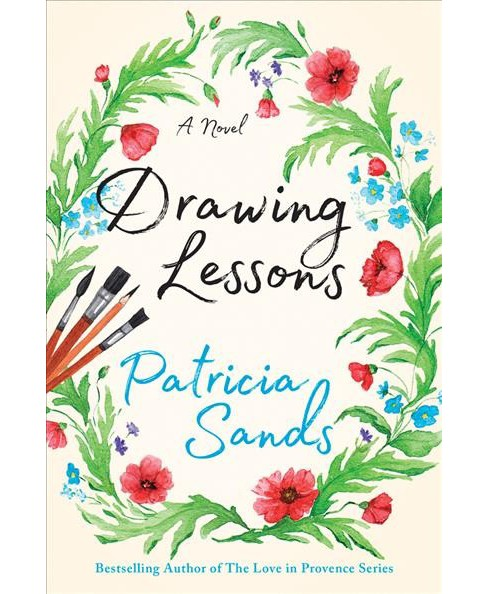 Drawing Lessons (Paperback) (Patricia Sands) - image 1 of 1
