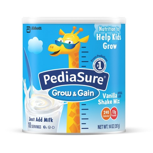 PediaSure® Shake Mix Powder Vanilla - 14oz - image 1 of 1