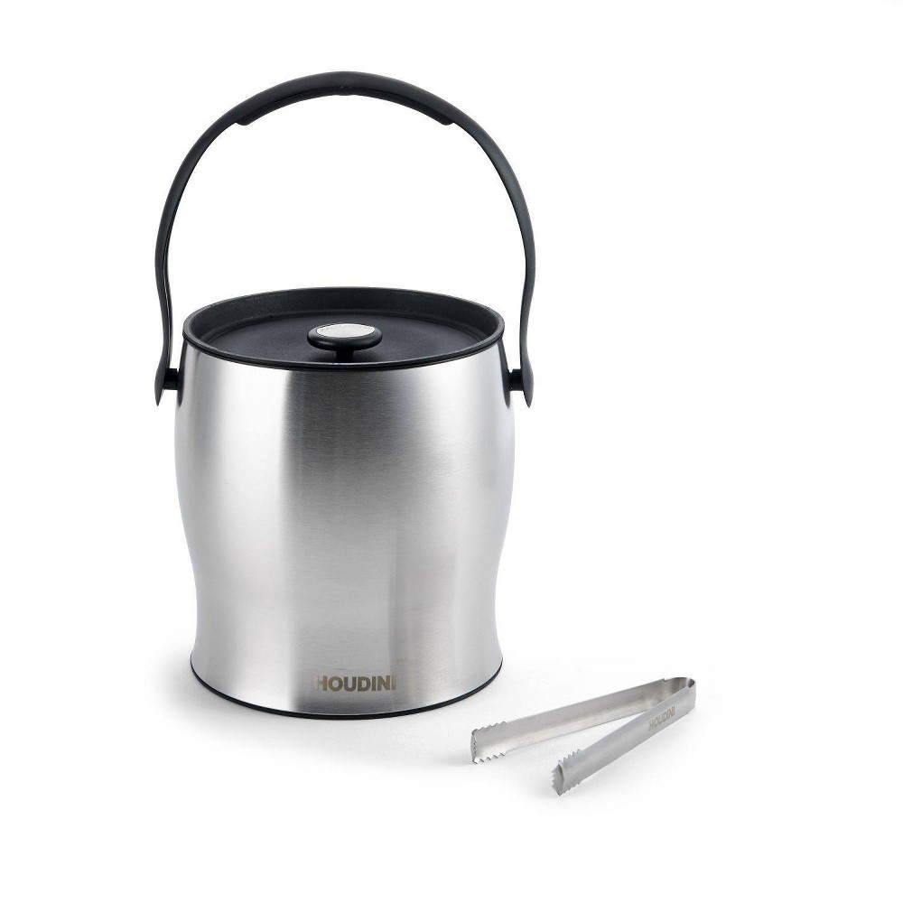 Image of Houdini Deluxe 4 qt Stainless Steel Ice Bucket