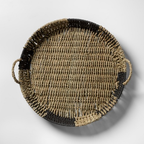 Seagrass Tray - Opalhouse™ - image 1 of 2