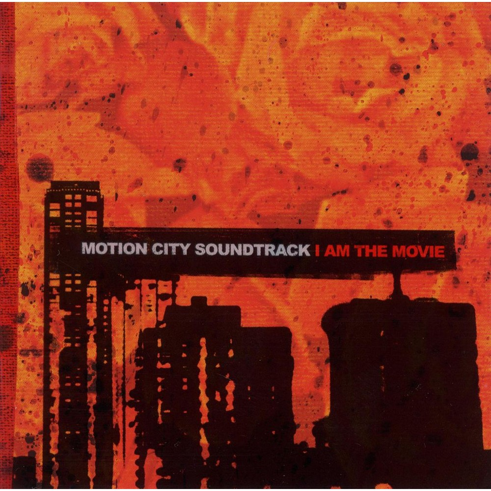 Motion City - I Am The Movie (CD)