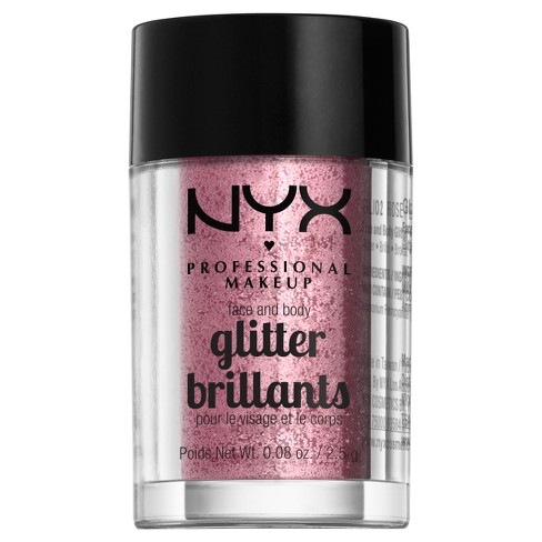 NYX Professional Makeup Face & Body Glitter - image 1 of 3