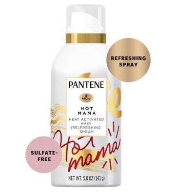 Pantene Pro-V Hot Mama Heat Activated Hair (Re)Freshing Spray - 5oz