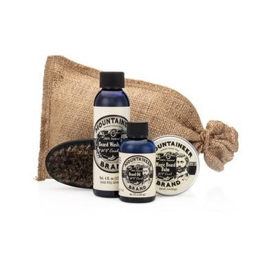 Mountaineer Brand WV Coal Complete Beard Care Kit