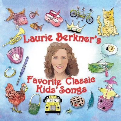 Laurie Berkner Band - Favorite Classic Kids' Songs 2CD