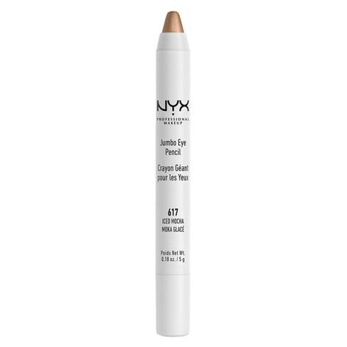 NYX Professional Makeup Jumbo Eye Pencil Iced Mocha - 0.18oz - image 1 of 3