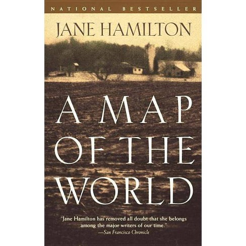 A Map of the World - (Oprah's Book Club)by  Jane Hamilton (Paperback) - image 1 of 1