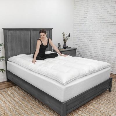 BioPEDIC Eco Classic 3-Inch Down Alternative Fiber Bed