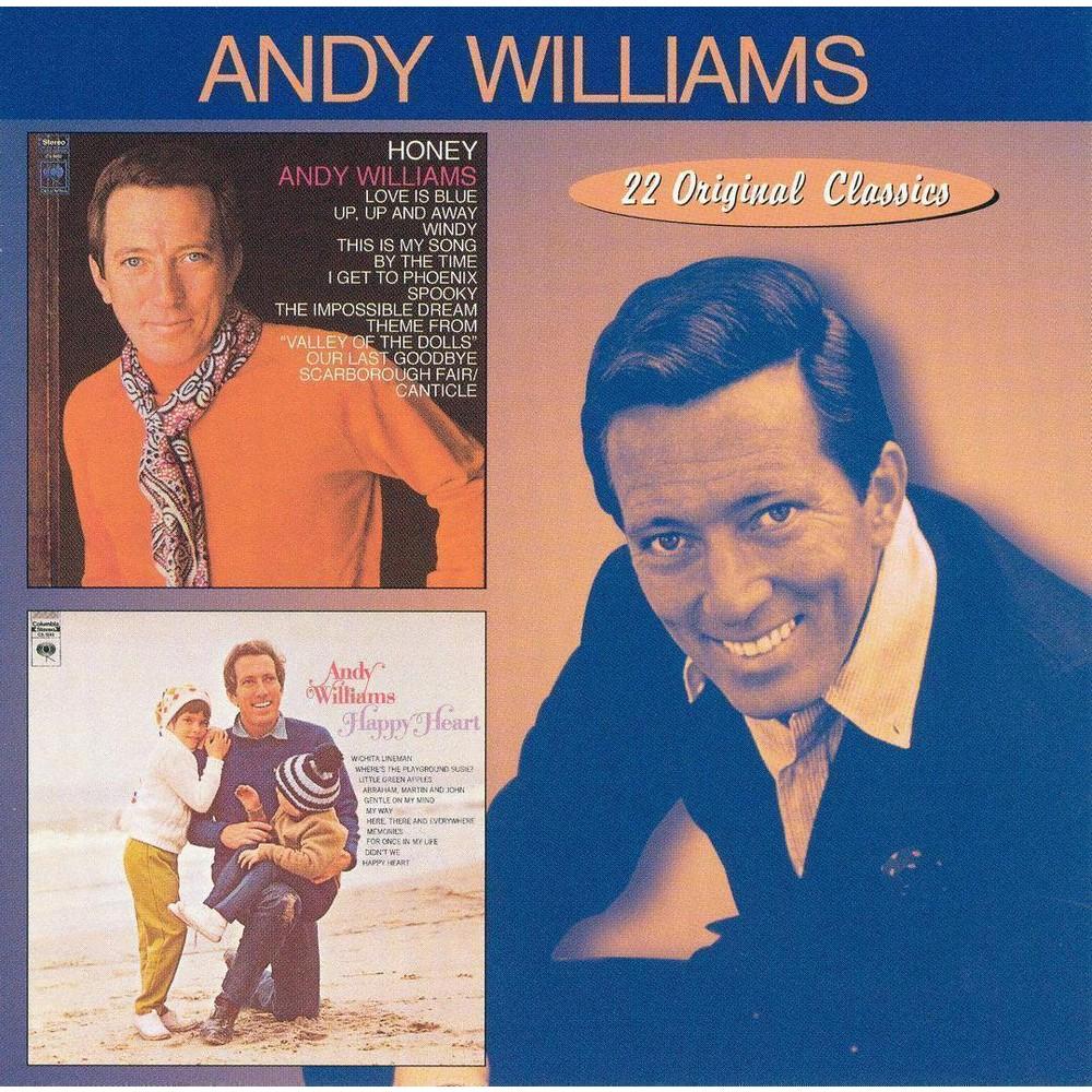 Andy Williams - Honey/Happy Heart (CD)