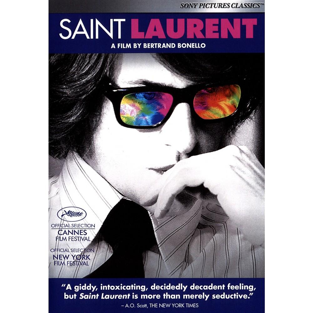 Saint Laurent (Dvd), Movies