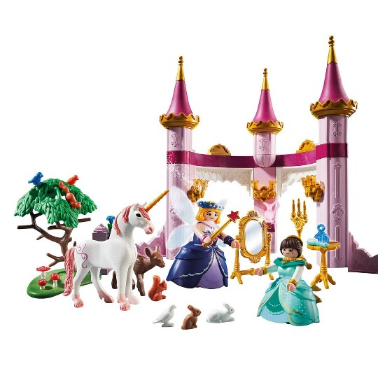 Playmobil Palace with Marla and Fairy Godmother image number null
