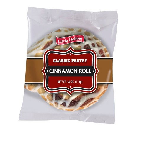 Little Debbie Texas Cinnamon Roll - 4.0oz - image 1 of 1