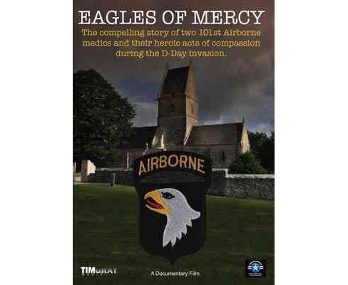 Eagles Of Mercy:Compelling Story Of T (DVD) - image 1 of 1