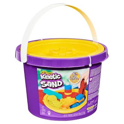 Kinetic Sand 6lb Bucket