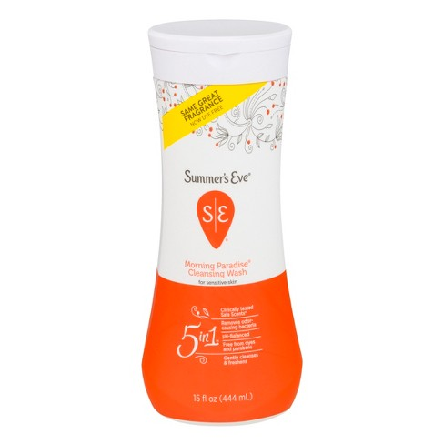Summer's Eve Morning Paradise Cleansing Wash - 15 oz - image 1 of 5