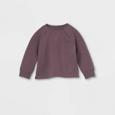 Baby Knit Pullover Sweatshirt - Cat & Jack™