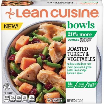 Lean Cuisine Roasted Turkey & Vegetables Bowl - 10oz