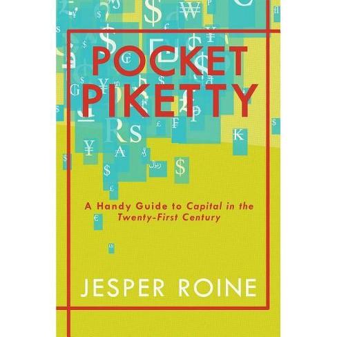 Pocket Piketty - by  Jesper Roine (Paperback) - image 1 of 1