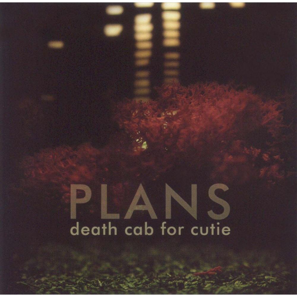 Death Cab For Cutie Plans Cd