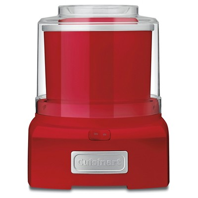 Cuisinart® Automatic Frozen Yogurt & Ice Cream Maker - Red ICE-21R