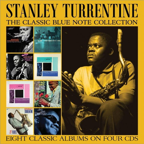 Stanley Turrentine - Classic Blue Note Collection (CD) - image 1 of 1