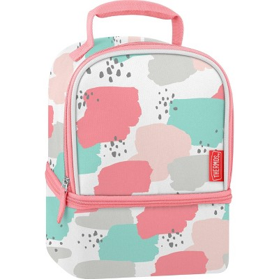 Thermos Kids' Dual Lunch Box - Pastel