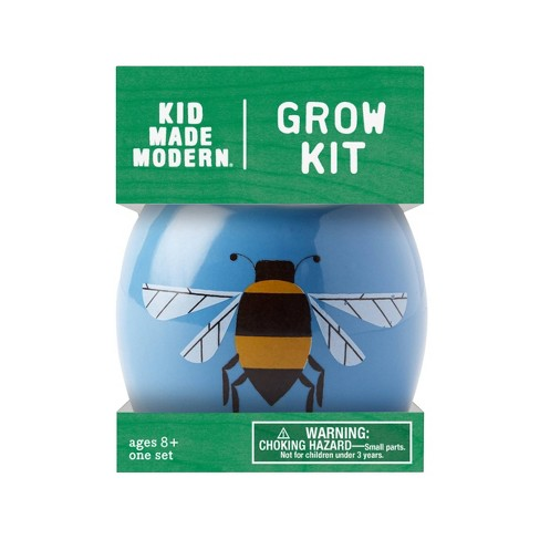 Bee Indoor/Outdoor Mini Grow Kit - Kid Made Modern - image 1 of 1