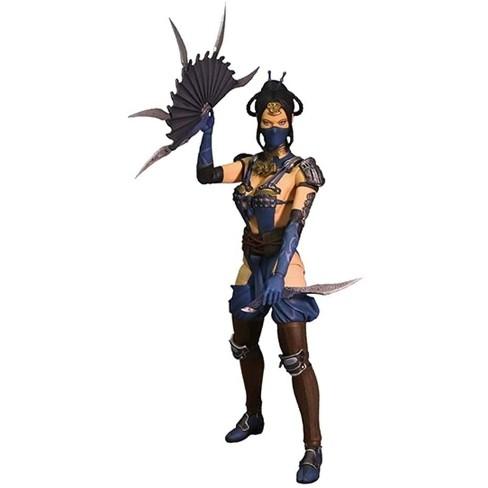 Mezco Toyz Mortal Kombat X Series 2 Kitana 6 Action Figure Target