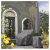 "Ravenna Patio Adirondack Chair Cover - 31.5"" x 33.5"" x 36"" - Dark Taupe - Classic Accessories - image 2 of 4"
